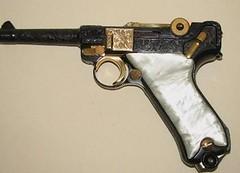 pistola luger personalizada