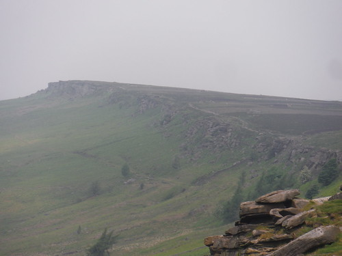 High Neb, Stanage Edge's highest point