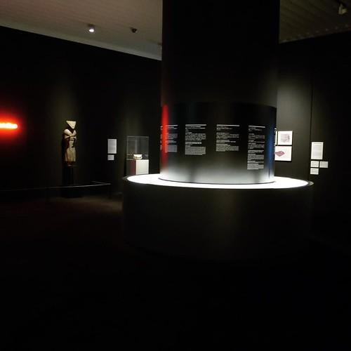 こういうのとか #森美術館 #宇宙と芸術展