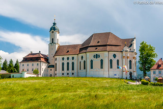 The Wieskirche on a Summer's Day