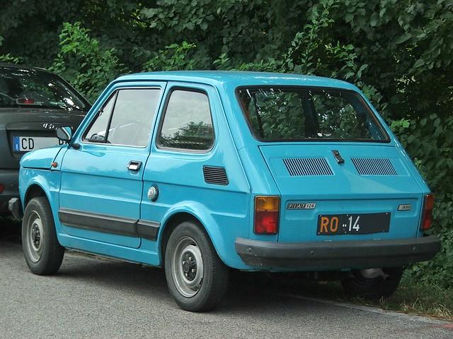 Fiat 126 650 - 1978