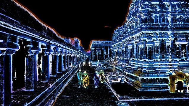 India - Tamil Nadu - Thanjavur - Brihadeshwara Temple - 307