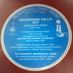 Photo of Blue plaque № 33012