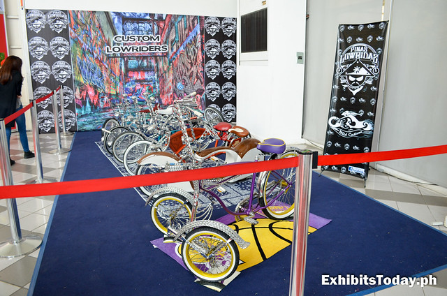 Custom Lowriders bicycles