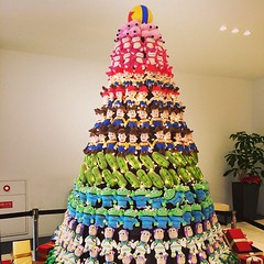 """toy story"" tree #osaka #Japan #grandfront #christmas"