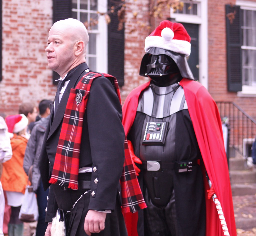 Scottish Walk Darth