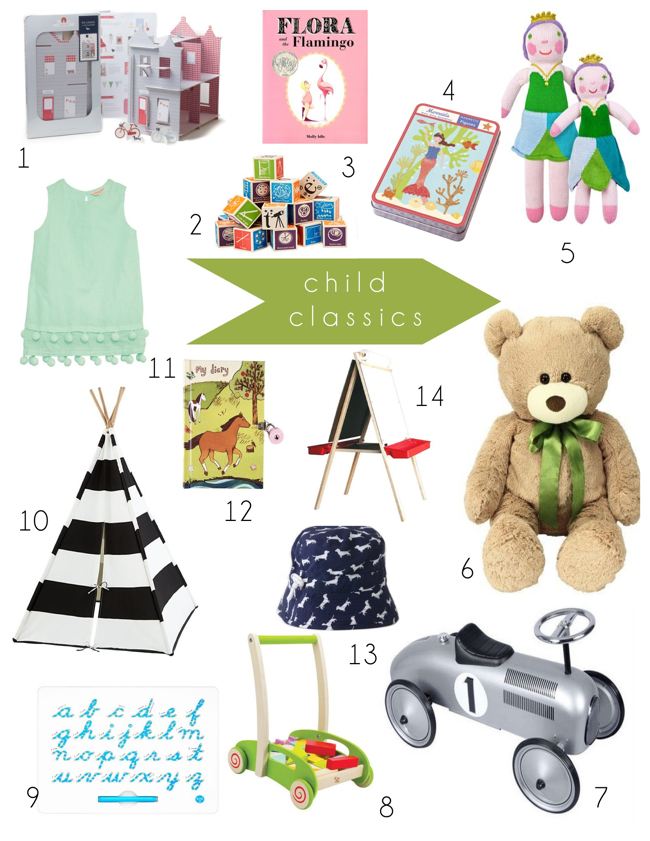 simply seleta classic child gifts