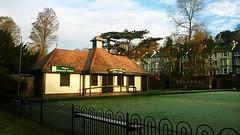Public bowling green
