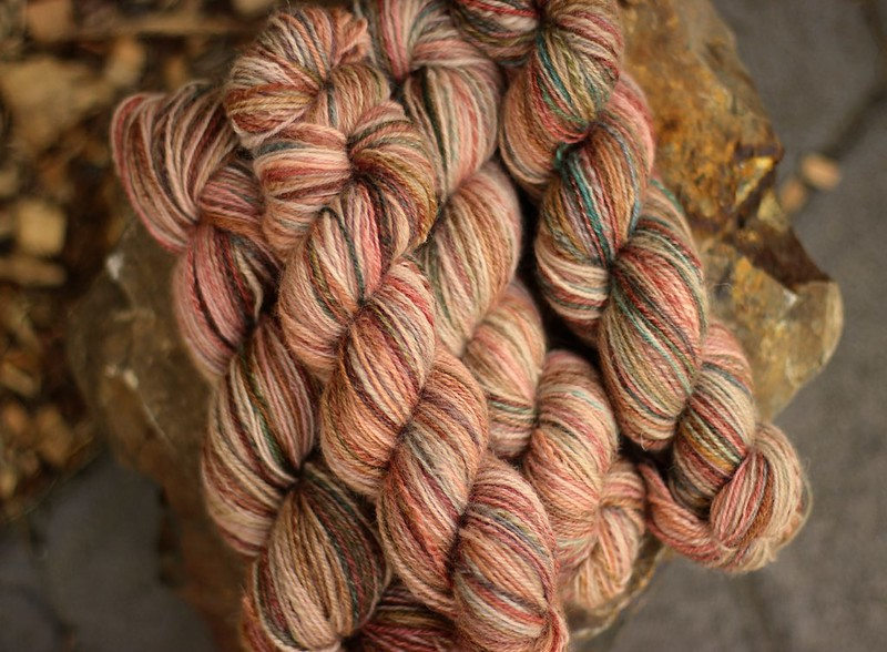 Getting To Grips With Navajo Plying