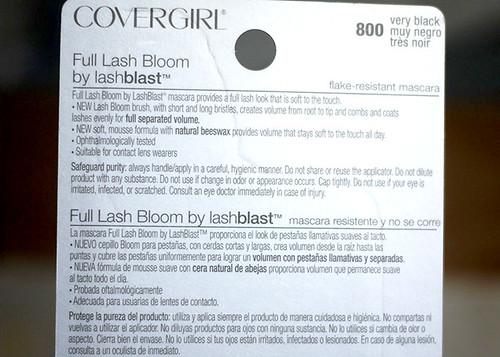 CoverGirl Full Lash Bloom