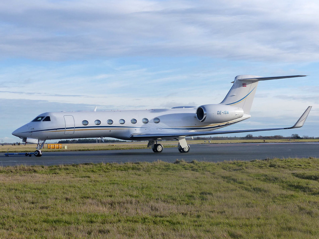 OE-ISN - GLF5 - Avcon Jet