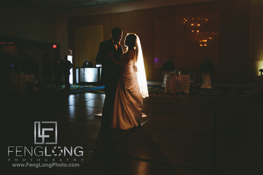 Atlanta Marriott Marquis Wedding Photographer