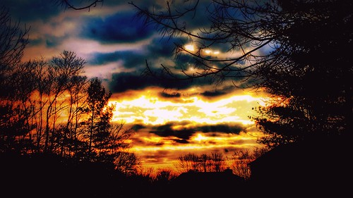 beauty iphoneedit nature handyphoto skies shadow 2009 beautiful app glow peaceful shadows sun sunrise vignette emotion jamiesmed orange trees snapseed light mextures silhouette gold sky yellow hdr autostitch tree geotagged geotag landscape alpha sony dslr cincinnati a200 ohio midwest autumn fall photography clouds november facebook