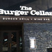 The Burger Cellar - the outside