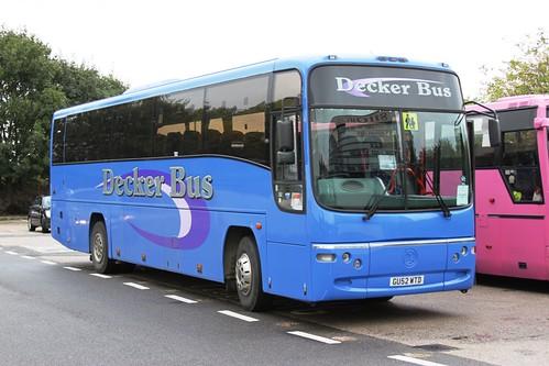 Deckerbus GU52WTD
