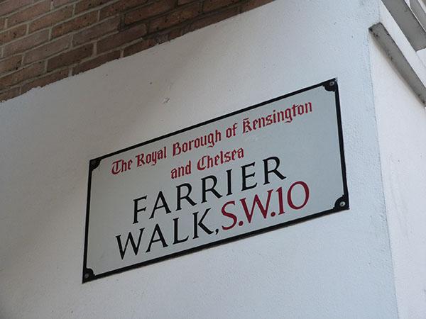 farrier walk