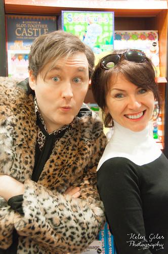 Kirkland Ciccone and Theresa Talbot