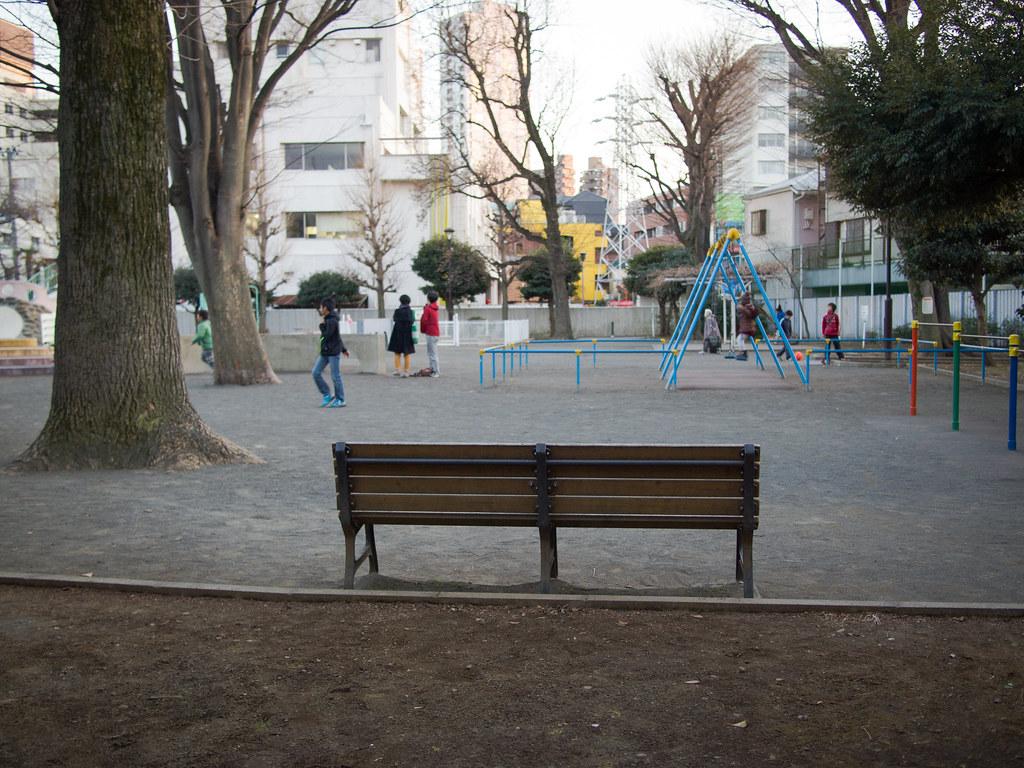 世田谷 丸山公園 (Maruyama Park, Setagaya) 7