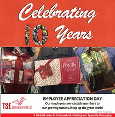 Employee Appreciation 2014