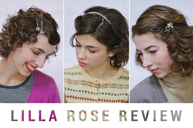 Lilla Rose Review // November Edition