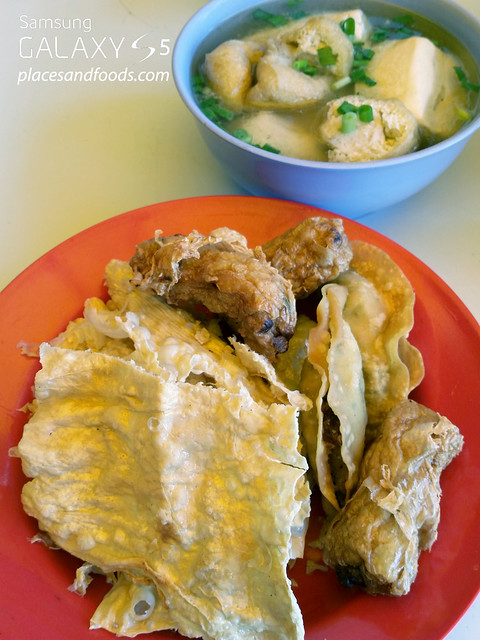 wah kiow yong tau fu fried foo chook
