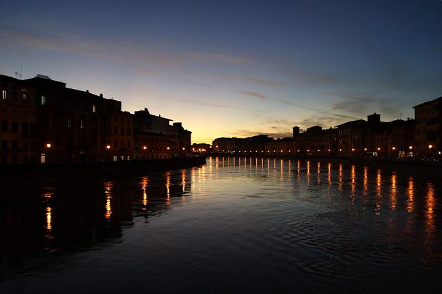 L'Arno, di nuovo