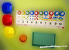 Pre-numeracy rings for toddlers