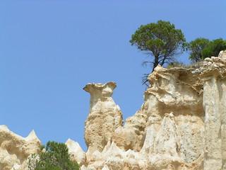 Stone Owl - Les Orgues d'Ille-sur-Têt / France