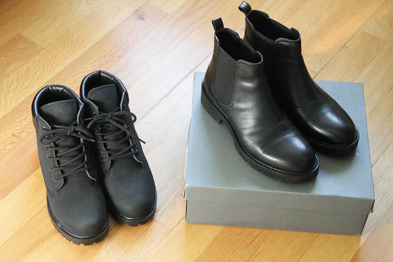 Nya skor från Nelly