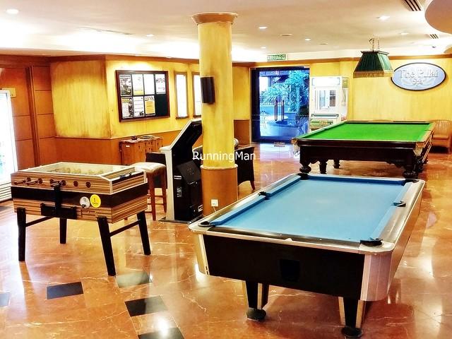 Pulai Springs Resort 07 - Pool Snooker Table, Billard Table, Foosball Table