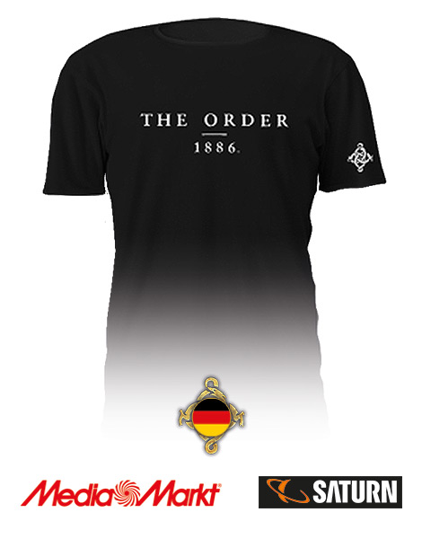 The order 1886 special editions und vorbesteller boni im for The order 1886 shirt