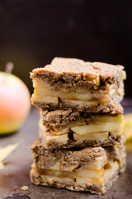 Apple Pie Bars (Gluten Free)