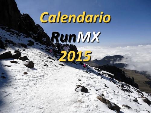 Calendario RunMX 2015