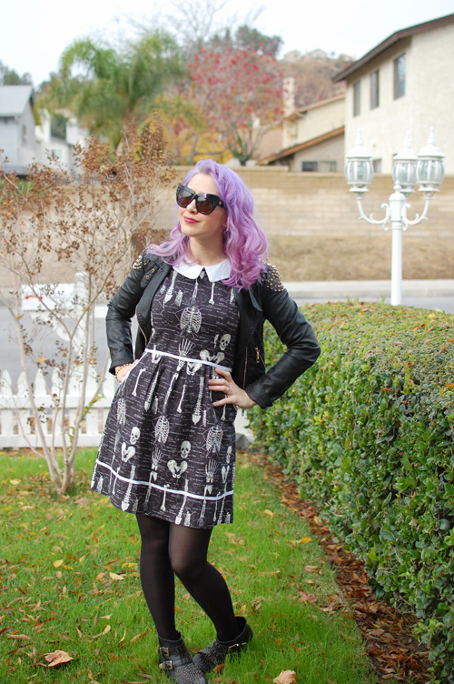 Modcloth Folter Rad to the Bone dress 007