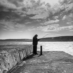 The Fisherman and the sea