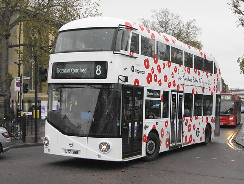 SC London LT269 - Poppy livery