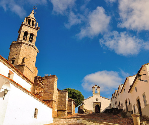 Torre de Pedroche y Parroquia de Ntra. Sra. del Castillo (Pedroche, Córdoba)