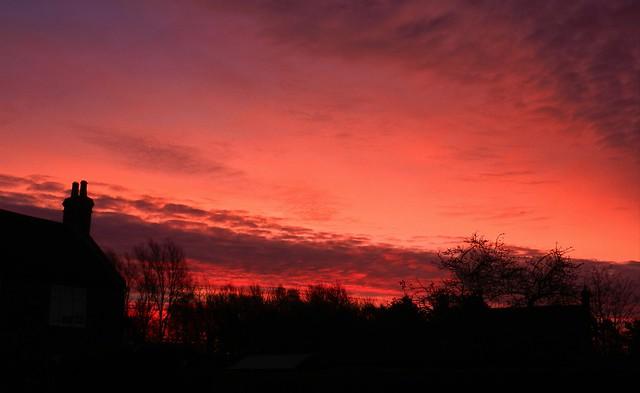 Winter Sunrise DSCN3763