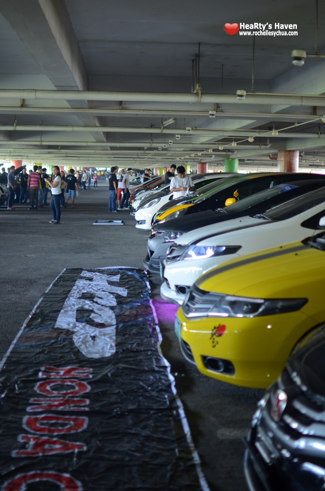 Honda Fun Run HCCP North Edsa