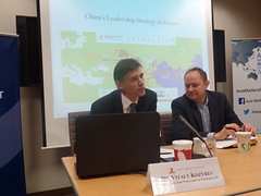 Dr. Vitaly Kozyrev and Dr. William Norris discuss China's motivations for its renewed interest in Eurasia and the possibilities of convergence with Russia in that region.