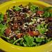 Arugula Salad with Dates & Bacon