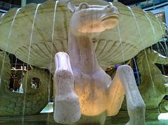 Horse fountain (II)