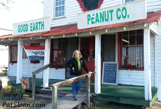 pat sloan good earth peanut