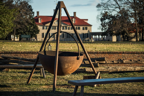 Colonial BBQ by Geoff Livingston