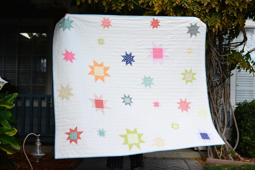 Dottie Constellation Quilt