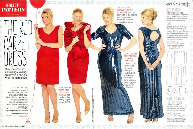 Prima Magazine - Pattern, December 2014 (02)