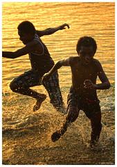 Vanuatu: Port Villa kids