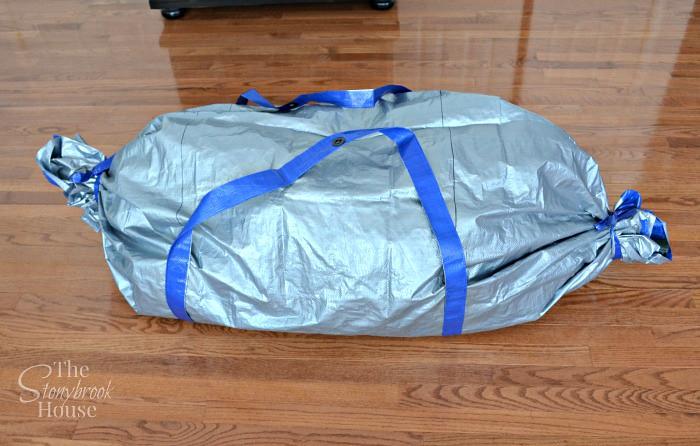 Christmas Tree Sleeve Bag