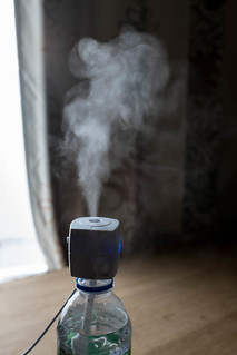 USB Powered Humidifier | by lhl