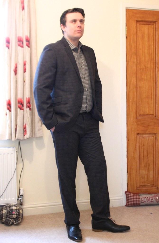 Matalan Christmas Party Suit
